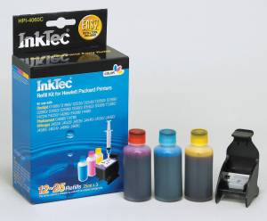 HP Refill Kit for HP 300 - 301 and 350 cartridges