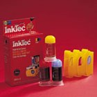 BKI6031C - Refill Kit for Canon BCI3 - BCI-6 Colour Inkjet Cartridges