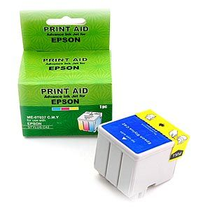 Epson C48 Compatible Inkjet Cartridge, Specifically tailored inks designed for brilliant photos and fantastic presentations