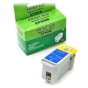 Epson Photo 900 - 1270 - 1280 - 1290 Compatible Inkjet Cartridge, Specifically tailored inks designed for brilliant photos and fantastic presentations