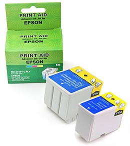 Epson Stylus colour 400 / 440 / 460 Compatible Inkjet Cartridge, refill kits for epson