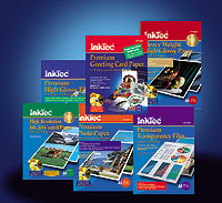 InkTec photo inkjet papers