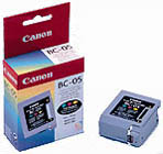 Canon BC05 original make inkjet cartridge