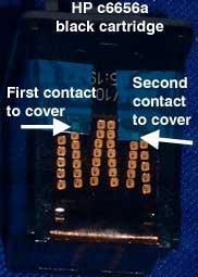 HP C6656