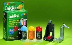 COLOUR REFILL KIT FOR - 17G0060 - 16G0065 inkjet cartridges