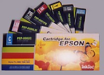 High Quality Ultrachrome Ink Cartridges by Inktec for Epson 4000 - 7600 - 9600